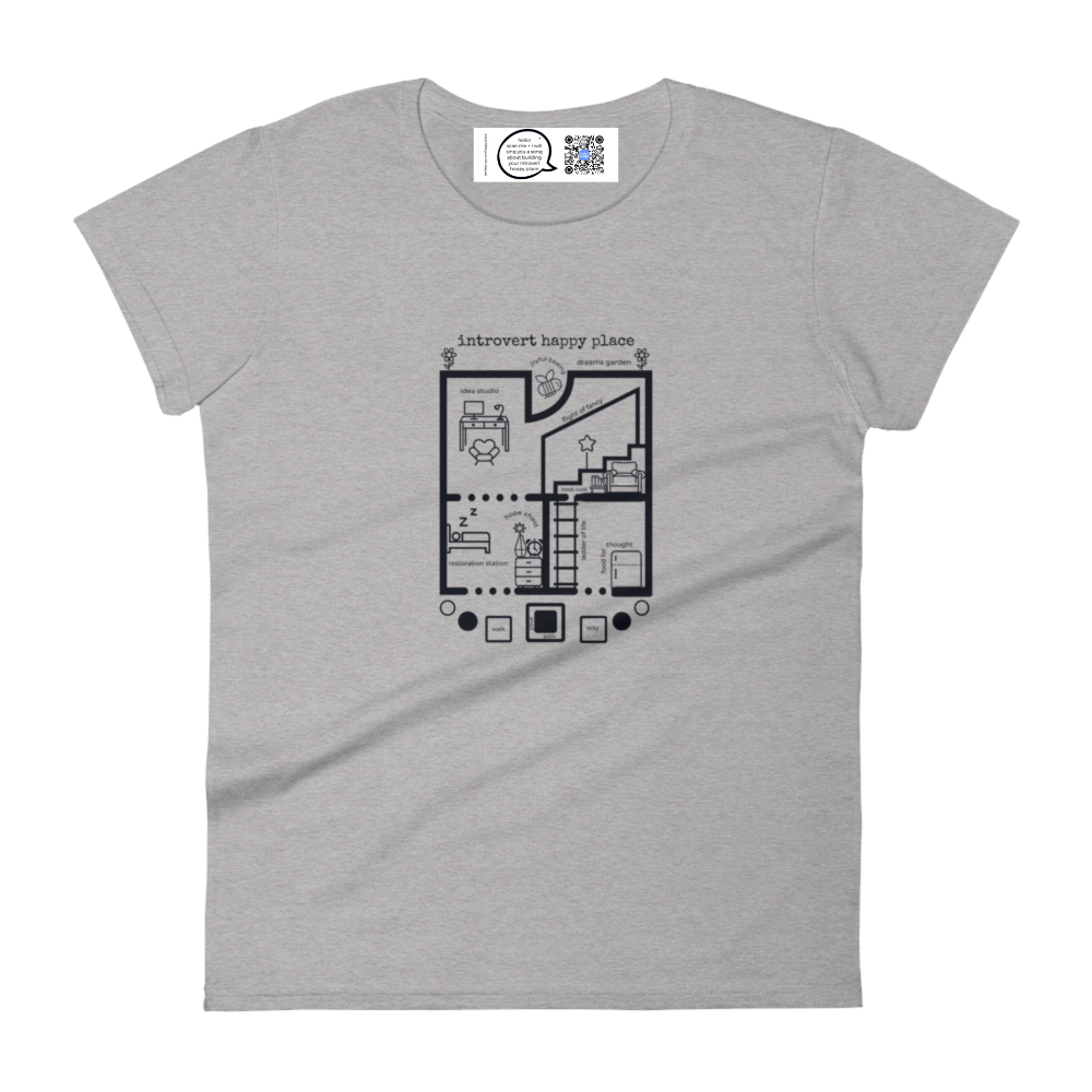 introvert blueprint t with inside label