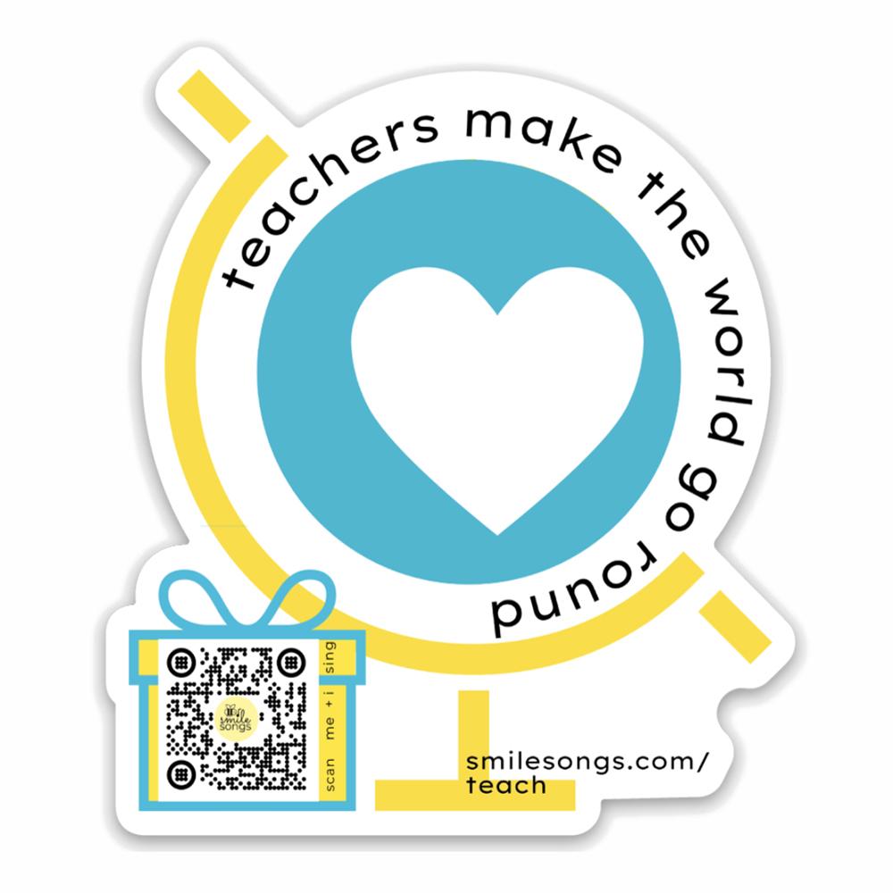 teacher appreciation sticker web